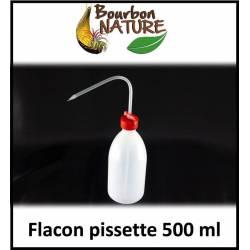 Flacon pissette 500ml - Qualité alimentaire