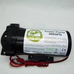 Pompe à diaphragme Power Pump 300GPD - 1 à 15 buses - Système de brumisation pour terrarium, serre et vérandas