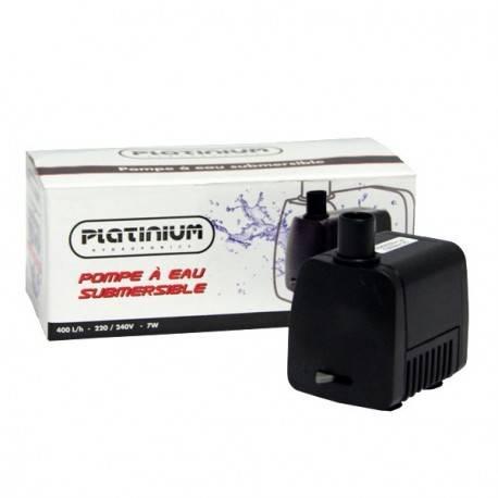 Pompe à eau 400L/H - Platinium