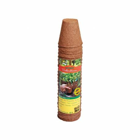 Lot 24 pots en tourbe de 6cm biodégradables