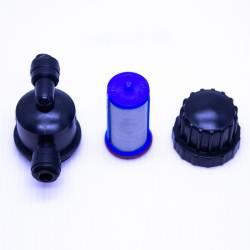 Filtre inox milieu de course (6 ou 8mm)