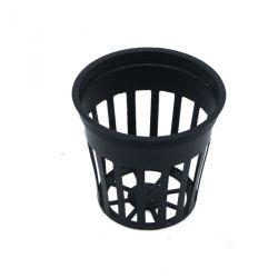 Pot panier noir ajouré (de 5,5cm à 15cm)