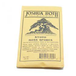 Mousse de Kyoto - Joshua Kyoto moss spores