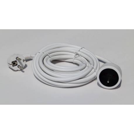 Rallonge électrique 5m - 3G1.5mm