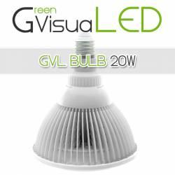 SpectraBULB 20w GreenVisuaLED