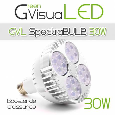 SpectraBULB 30w GreenVisuaLED
