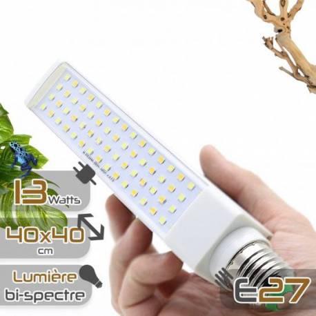 Ampoule TerraLED 13W Douille E27 - Lumière du jour