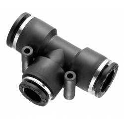 Raccord instantané Prevost - T 4mm égal (4-4-4 mm)