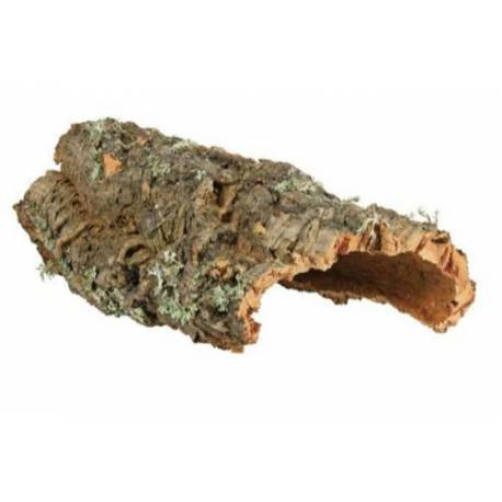 Feuille de liège 30 à 40cm - Cachette reptile / support plante épiphyte